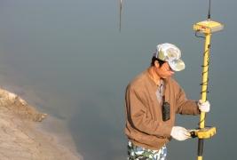 唐山乐亭海籍测量项目