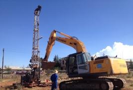 中国驻厄立特里亚使馆经商参处岩土工程勘察项目