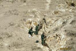 中色赤峰林西北三段普查项目