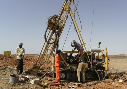【地质勘查】地质钻探
