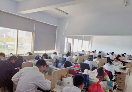 【测试】测试公司开展技能竞赛活动